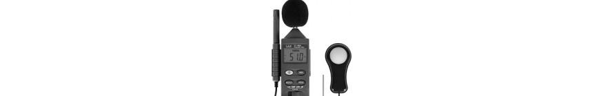 Измерители шума и вибраций (шумомеры)